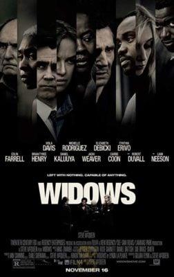 دانلود فیلم Widows 2018 با لینک مستقیم + زیرنویس فارسی