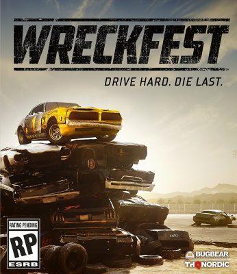 دانلود بازی Wreckfest برای کامپیوتر + آپدیت