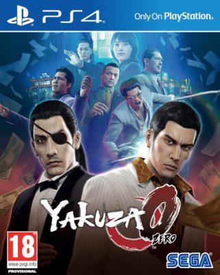 دانلود نسخه هک شده بازی Yakuza 0 برای PS4
