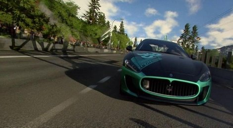 Hacked Version Of The Game Driveclub For PS4