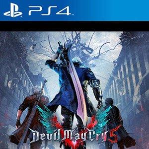 دانلود بازی Devil May Cry 5 برای PS4