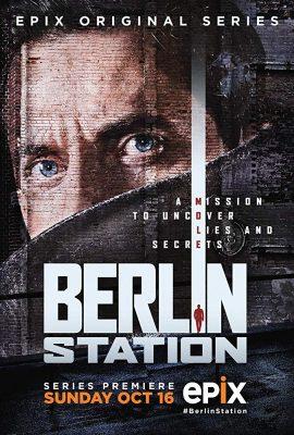 دانلود سریال Berlin Station 2016 + زیرنویس فارسی
