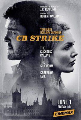 دانلود سریال C.B. Strike 2018 + زیرنویس فارسی
