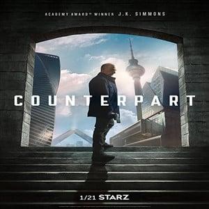 دانلود سریال Counterpart 2018 + زیرنویس فارسی