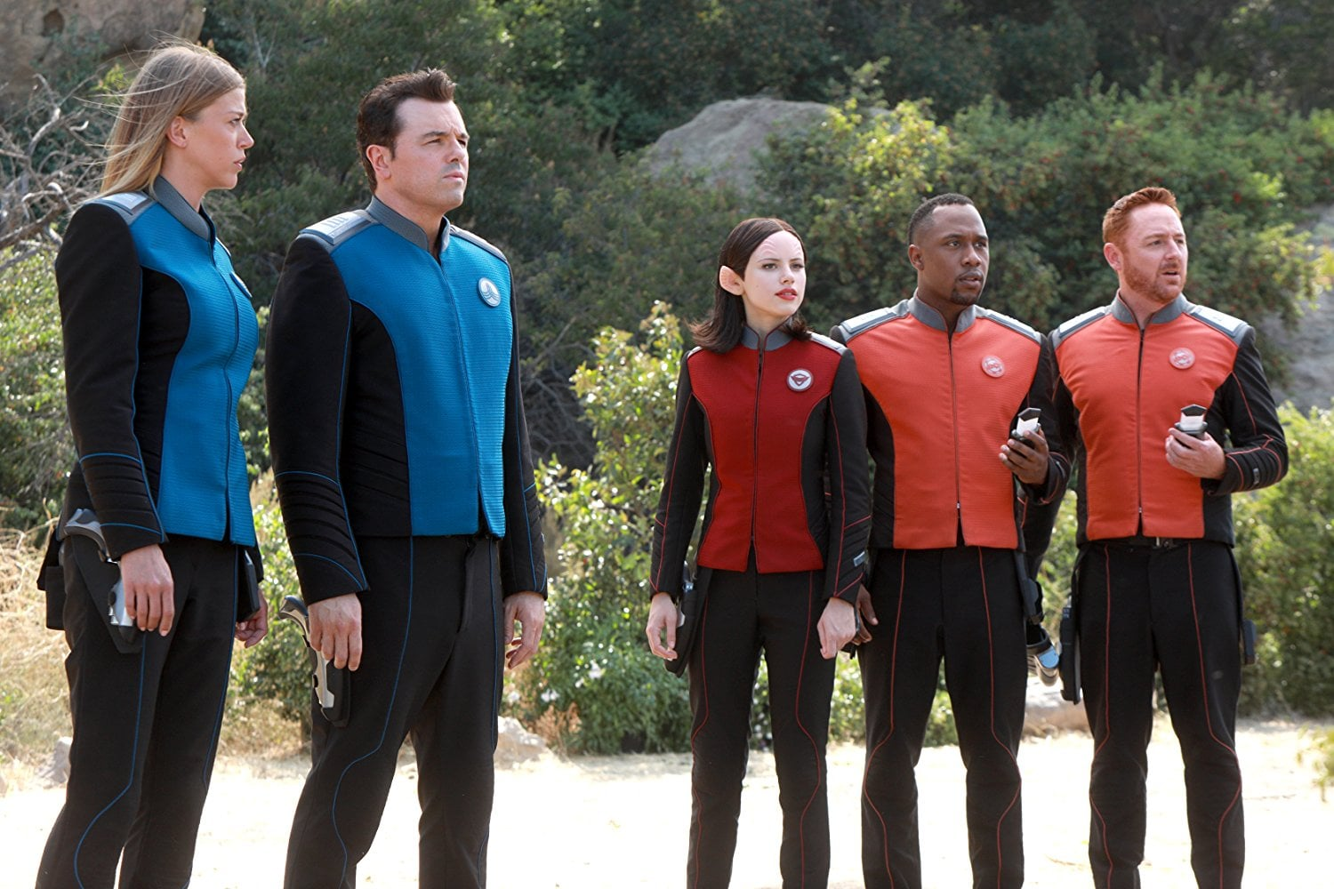 The Orville 2019 Series + Farsi 2019-04-19