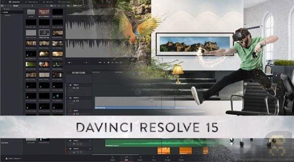 دانلود Blackmagic Design DaVinci Resolve Studio 15.3.0.8 - تدوین هالیوودی فیلم ها