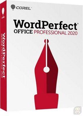 دانلود Corel WordPerfect Office Professional 2020 v20.0.0.200 - ساخت فایل متنی ورد