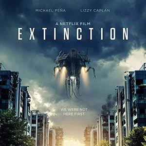 دانلود فیلم Extinction 2018 با لینک مستقیم + زیرنویس فارسی + 4K