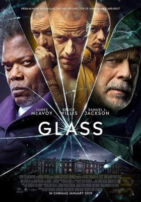 دانلود فیلم Glass 2019 با لینک مستقیم + زیرنویس فارسی + 4K