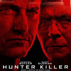 دانلود فیلم Hunter Killer 2018 با لینک مستقیم + زیرنویس فارسی + 4K