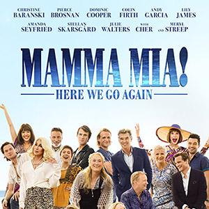 دانلود فیلم Mamma Mia Here We Go Again 2018 + زیرنویس فارسی