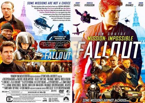 دانلود فیلم Mission Impossible Fallout 2018 با لینک مستقیم + زیرنویس فارسی