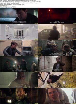 دانلود فیلم Mission Impossible - Fallout 2018 با لینک مستقیم + زیرنویس فارسی