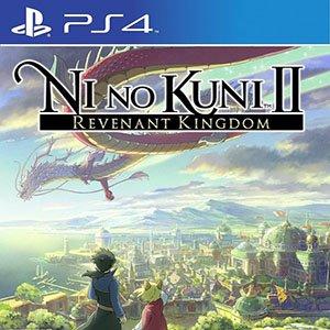 دانلود نسخه هک شده بازی Ni no Kuni II: Revenant Kingdom برای PS4