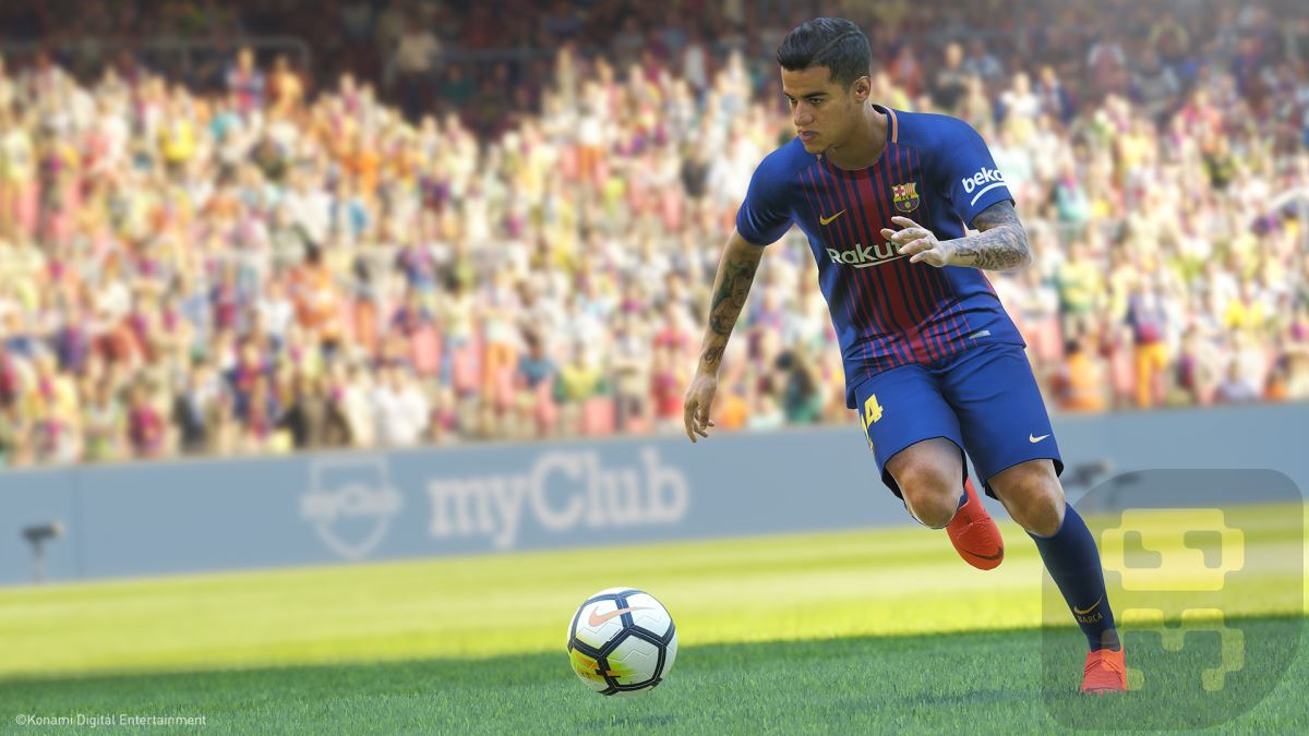 Pro Evolution Soccer 2019 For PC + Valid CPC 2019-01-08