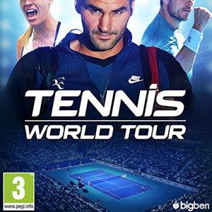 دانلود بازی Tennis World Tour v1.13 برای کامپیوتر
