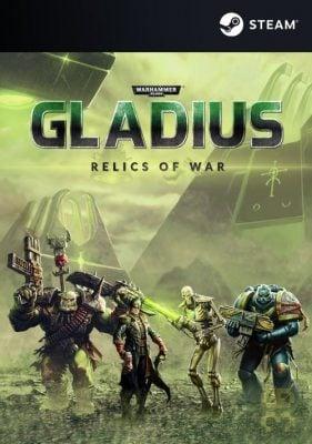 دانلود بازی Warhammer 40000 Gladius Relics of War برای کامپیوتر + کرک