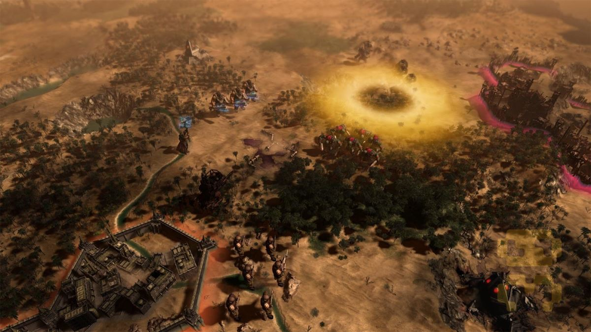 Game Warhammer 40000 Gladius Relics Of War For PC + Crack 2018-08-10