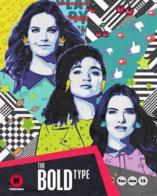 دانلود سریال The Bold Type 2018 + زیرنویس فارسی