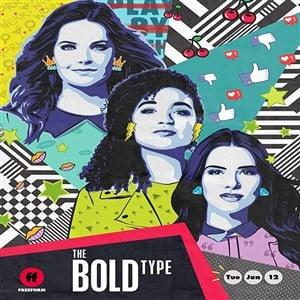 دانلود سریال The Bold Type 2020 + زیرنویس فارسی