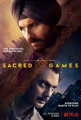 دانلود سریال Sacred Games 2019 + زیرنویس فارسی