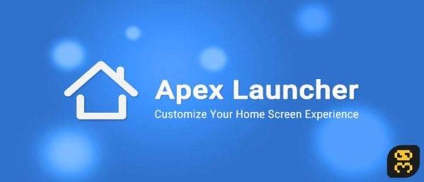دانلود Apex Launcher v4.5.2 - لانچر اپکس اندروید