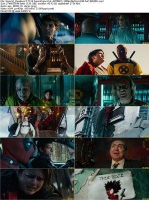 دانلود فیلم Deadpool 2 + زیرنویس فارسی + 4K