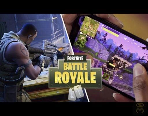 دانلود فورتنایت برای اندروید Fortnite Battle Royale v5.40.0-4342413