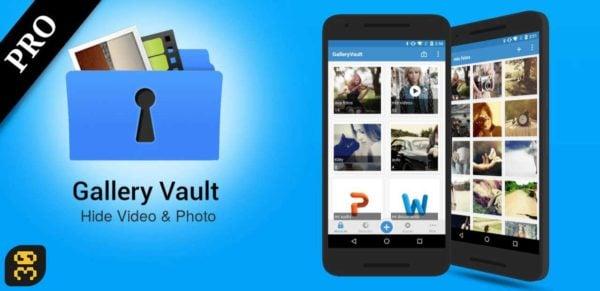 دانلود Gallery Vault-Hide Video&Photo Pro 3.17.10 - مخفی کردن عکس و فیلم اندروید