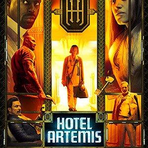 دانلود فیلم Hotel Artemis 2018 با لینک مستقیم