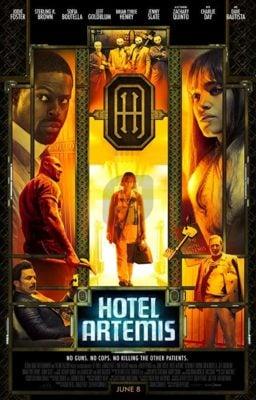 دانلود رایگان فیلم Hotel Artemis 2018 + زیرنویس فارسی + 4K