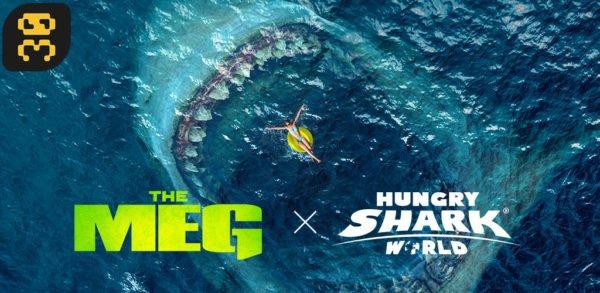 دانلود Hungry Shark World 3.8.0 - بازی کوسه گرسنه اندروید