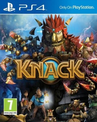 دانلود نسخه هک شده بازی Knack برای PS4