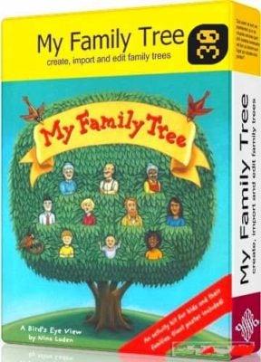 دانلود My Family Tree v9.0.1.0 - ساخت شجره نامه در کامپیوتر