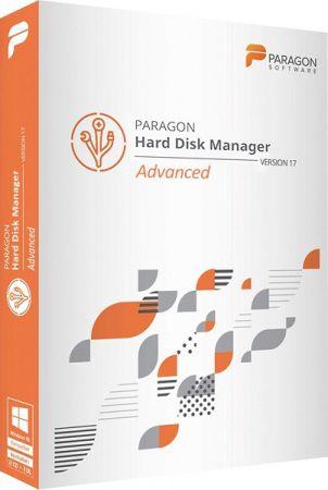 دانلود Paragon Hard Disk Manager v17.10.4 - پارتیشن بندی و مدیریت هارد دیسک