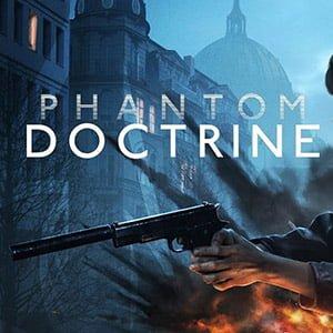 دانلود بازی Phantom Doctrine 2018 برای کامپیوتر + کرک + آپدیت