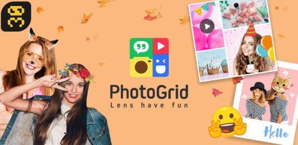 دانلود Photo Grid - Collage Maker Premium v7.16 b71600003 - ویرایش عکس اندروید
