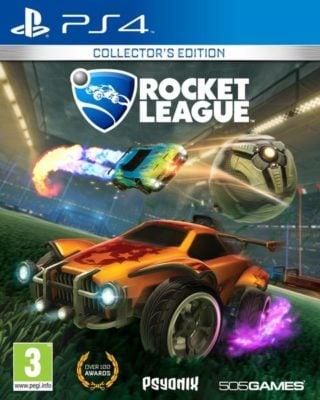 دانلود نسخه هک شده بازی Rocket League برای PS4 + آپدیت