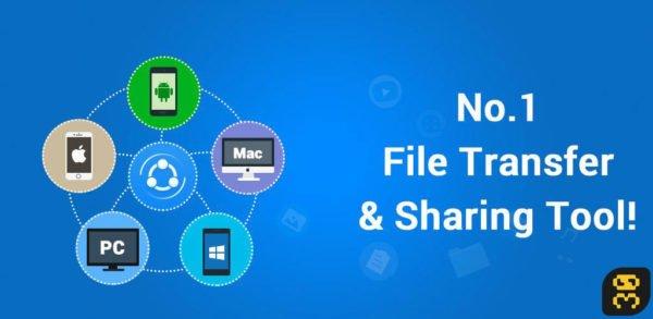 دانلود SHAREit - File Transfer v4.8.43_ww - ارسال و دریافت فایل با WiFi اندروید