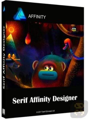 دانلود Serif Affinity Designer 1.8.5.703 - خلق تصاویر گرافیکی