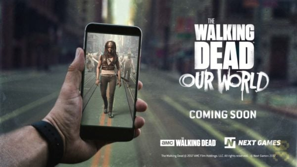 دانلود بازی اندروید The Walking Dead Our World v2.1.1.3