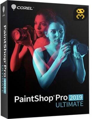 دانلود Corel PaintShop Pro 2019 Ultimate 21.0.0.119 – نرم افزار ویرایشگر عکس
