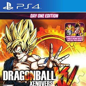 دانلود نسخه هک شده بازی Dragon ball Xenoverse برای PS4
