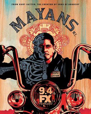 دانلود سریال Mayans M.C. 2018 + زیرنویس فارسی