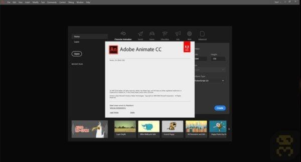 دانلود Adobe Animate CC 2019 v19.2.1.408 - تولید حرفه ای انیمیشن