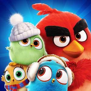 دانلود Angry Birds Match 3.8.1 بازی پرندگان خشمگین مسابقه اندروید