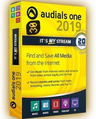 دانلود Audials One Platinum 2020.0.55.5500 - حذف کپی رایت فایل های مالتی مدیا