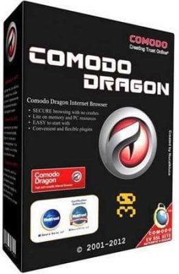 دانلود Comodo Dragon v72.0.3626.121 - مرورگر ایمن صفحات اینترنتی