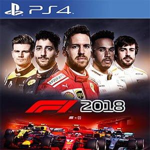 دانلود بازی F1 2018 برای PS4
