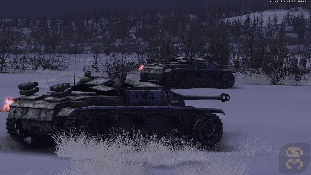 Graviteam Tactics: Mius-Front - Raid 2018 pc game Img-2